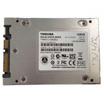 Toshiba THNSFC128GBSJ SSD (Solid State Drive) 128GB SSD 2,5 Zoll SATA III 6Gb/s