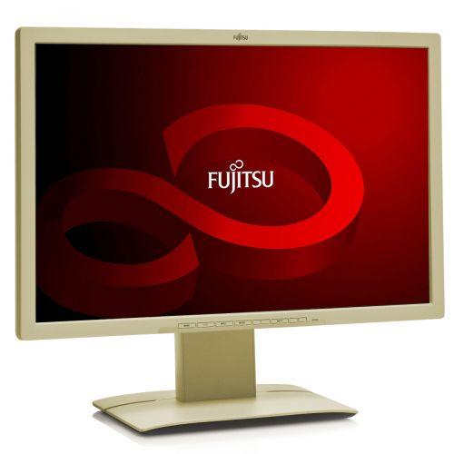 Fujitsu P24W-6 LED 24 Zoll 16:10 Monitor B-Ware vergilbt