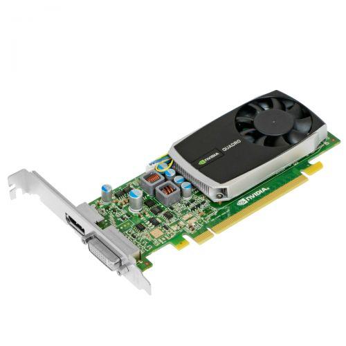 nVidia Quadro 600 Grafikkarte 1GB DDR3 PCI Express 2.0 x16 1x DVI-I 1x DP