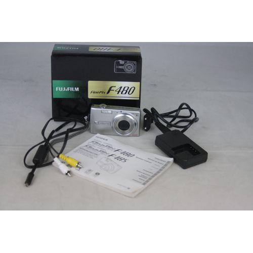 Fujifilm FinePix F480 (8,2 Megapixel) gebrauchte Digitalkamera