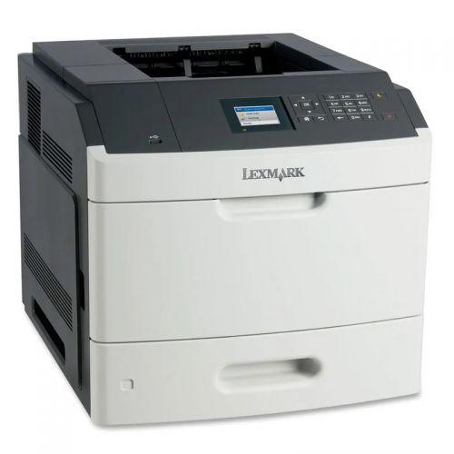 Lexmark MS811dn A4 Laserdrucker S/W 60S/min unter 80.000 Seiten Toner über 20%