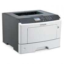 Lexmark MS510dn A4 Laserdrucker S/W unter 40.000 Seiten Toner über 50%
