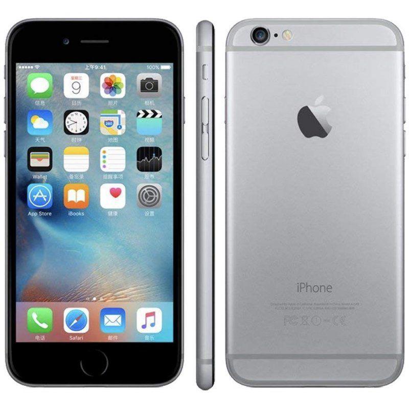 Apple Iphone 6s A1688 32gb Space Grau Ohne Simlock B Ware It Welt24 De