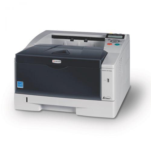 Kyocera P2135dn A4 Laserdrucker S/W unter 80.000 Seiten Toner über 50%
