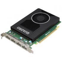 nVidia M2000 Grafikkarte 4GB GDDR5 PCI Express 3.0 x16 4x DP