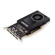 nVidia Quadro P2000 Grafikkarte 5GB GDDR5 PCI Express 3.0 x16 4x DP