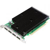 nVidia Quadro NVS 450 Grafikkarte 512MB GDDR3 PCI Express 2.0 x16 4x DP