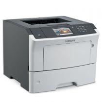Lexmark MS610de A4 Laserdrucker S/W unter 4.000 Seiten Toner unter 10%