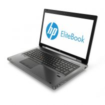 HP Elitebook 8770w 17.3 Zoll Intel i5-3380M 2.90GHz DE B-Ware 8GB 320GB Win10