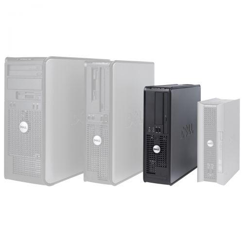 Dell OptiPlex 755 SFF Intel Core 2 Duo E6550 2.33GHz B-Ware 4GB 500GB Win10