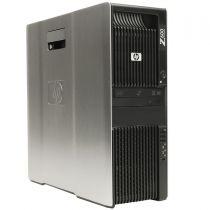 HP Z600 Workstation 1x Intel Xeon E5420 2.13GHz B-Ware 8GB 500GB Win10