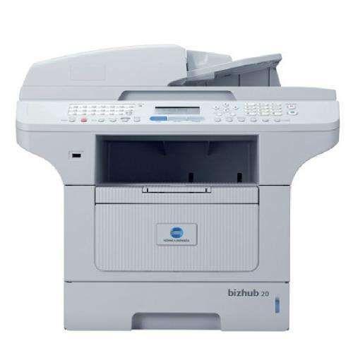 Konica Minolta Bizhub 20 A4 Laserdrucker S/W 20.001 40.000 Seiten Toner 51-75%