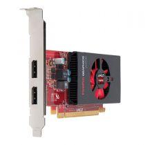 AMD FirePro W2100 Grafikkarte 2GB DDR3 PCI Express 3.0 x16 2x DP