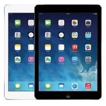 Apple iPad Air A1475 Wi-Fi Cellular 64GB Space Grau Ohne Simlock 9.7 Zoll A-Ware