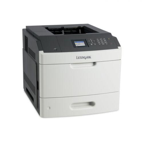 Lexmark MS812dn A4 Laserdrucker S/W unter 1 - 1.000 Seiten Toner über 76-100%