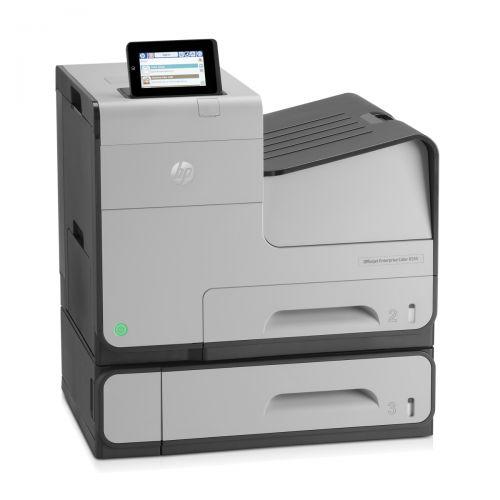 HP Officejet Enterprise Color X555xh A4 Tintenstrahldrucker NEU OVP