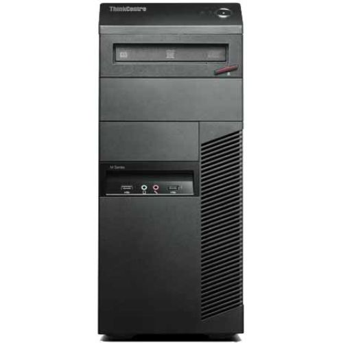 Lenovo ThinkCentre M81 MT Tower Intel i5-2400 3.10GHz KONFIGURATOR A-Ware Win10