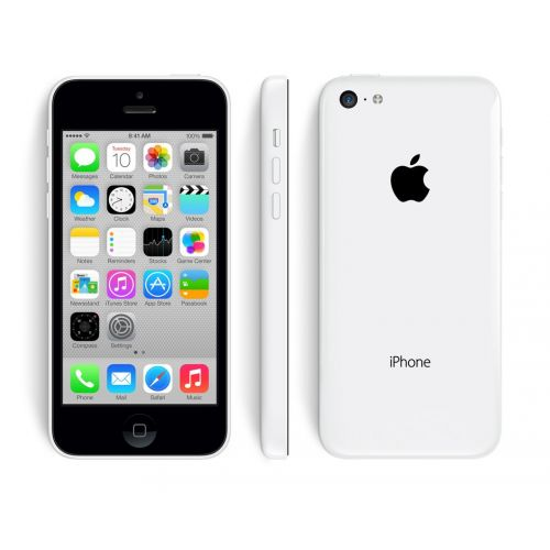 Apple iPhone 5c A1507 16GB Weiss Ohne Simlock A-Ware