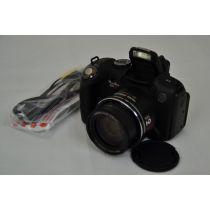 """Canon PowerShot SX1 IS Digitalkamera gebraucht (10 Megapixel, 20-fach optischer Zoom, 2,7"""" Display, HD-Videofunktion) schwarz"""