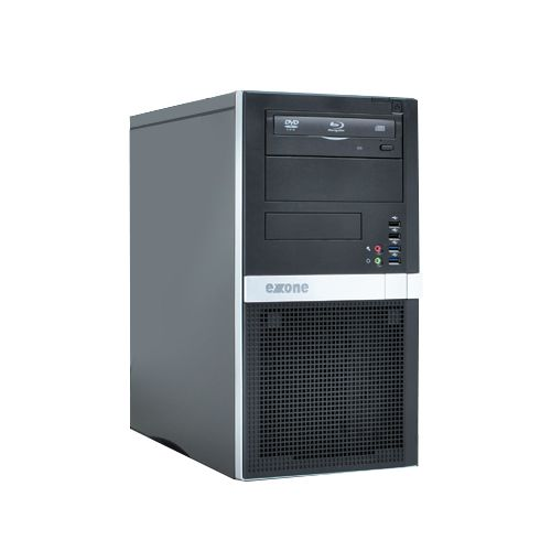 Exone Business 3103 Microtower Tower Intel Core i5-3470 3.20GHz B-Ware Win10