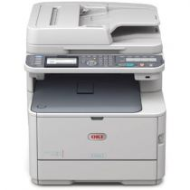 OKI ES5462w MFP A4 LED-Drucker Farbe unter 8.000 Seiten Toner über 11%