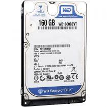 Western Digital WD1600BEVT HDD (Hard Disk Drive) 160GB 2,5 Zoll SATA III 6Gb/s