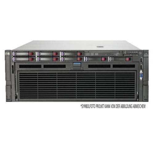 HP ProLiant DL580 G7 4x Xeon X7550 8-Core 2.0GHz 16GB PC3-8500 2x 300GB SAS