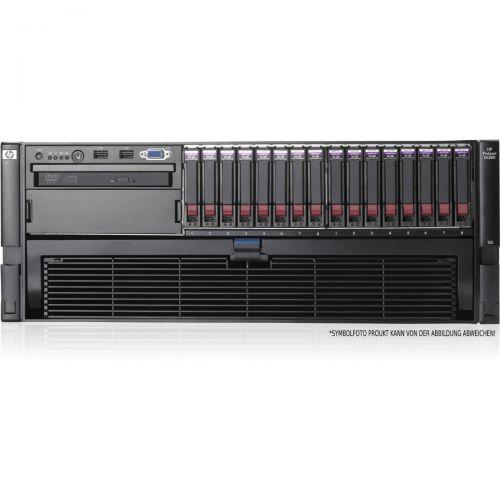HP ProLiant DL580 G5 4x Xeon E7340 4-Core 2.40GHz 16GB PC2-5300 2x 300GB SAS