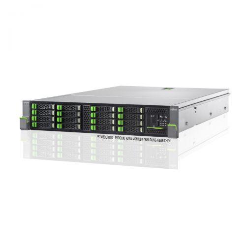 Fujitsu Primergy RX300 S8 8x SFF 2x Xeon E5-2670 v2 2.5GHz 16GB PC3-12800 2x 300GB SAS
