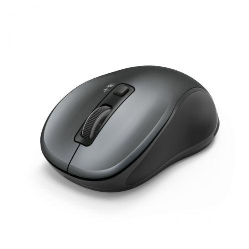 Hama 4-Tasten-Maus CANOSA Bluetooth, Anthrazit