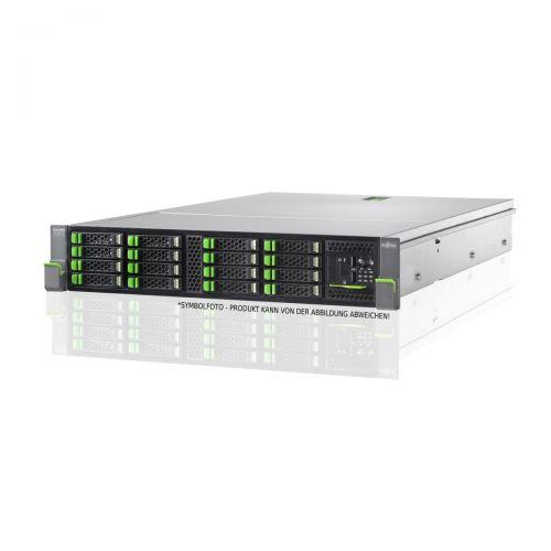 Fujitsu Primergy RX300 S7 6x LFF 1x Xeon E5-2650L 8-Core 1.8GHz 16GB PC3-12800 2x 300GB SAS