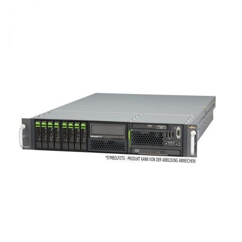 Fujitsu Primergy RX300 S6 2x Xeon E5506 4-Core 2.13GHz 16GB PC3-10600 2x 300GB SAS