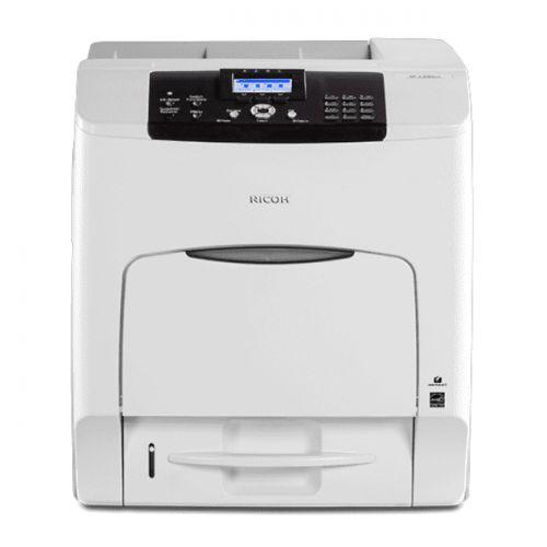 RICOH SP C440DN A4 Laserdrucker Farbe unter 80.000 Seiten Toner über 1%