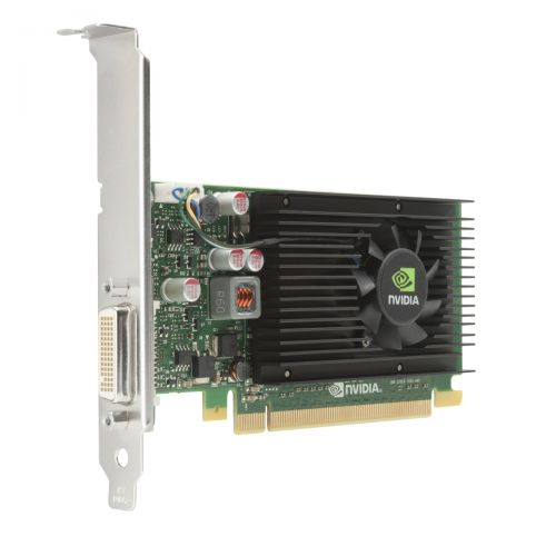 nVidia NVS 315 Grafikkarte 1GB DDR3 PCI Express 2.0 x16 1x DMS-59