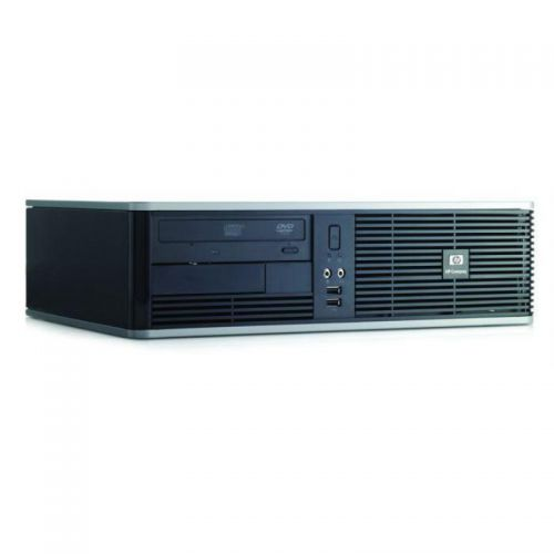 HP Compaq dc5700 SFF Small Form Factor Intel C2D E4300 1.80GHz B-Ware Win10