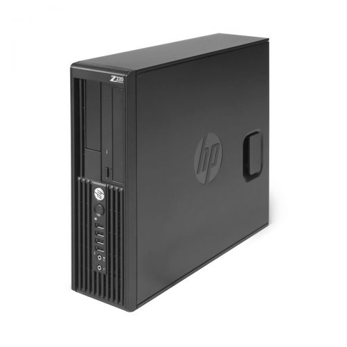 HP Z220 SFF 1x Xeon E3-1225 v2 3.2GHz Intel HD Graphics 4000 KONFIGURATOR Win10