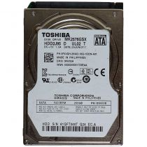Toshiba MK2576GSX HDD (Hard Disk Drive) 250GB 2,5 Zoll SATA III 6Gb/s