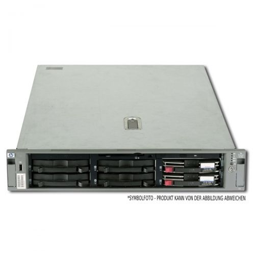 HP ProLiant DL380 G3 1x Intel Xeon 1-Core 3.06GHz 16GB PC2-5300 2x 300GB SAS