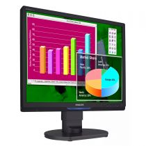 Philips 190B 19 Zoll 5:4 Monitor A-Ware 1280 x 1024
