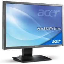 Acer B223w 22 Zoll 16:10 Monitor B-Ware 1680 x 1050