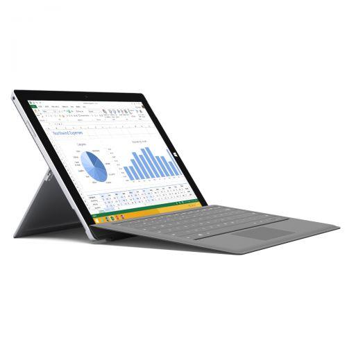 Microsoft Surface Pro 3 12 Zoll Tablet PC Intel Core i5-4300U 128GB 4GB A-Ware Win10