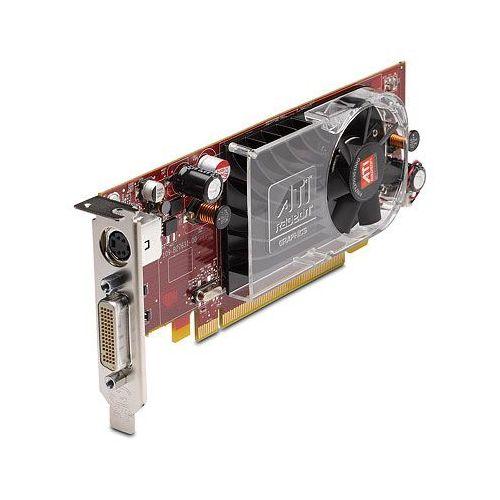 AMD Radeon HD 2400XT 102-B27602(B) Grafikkarte 256MB DDR2 PCI Express 2.0 x16 1x DMS-59