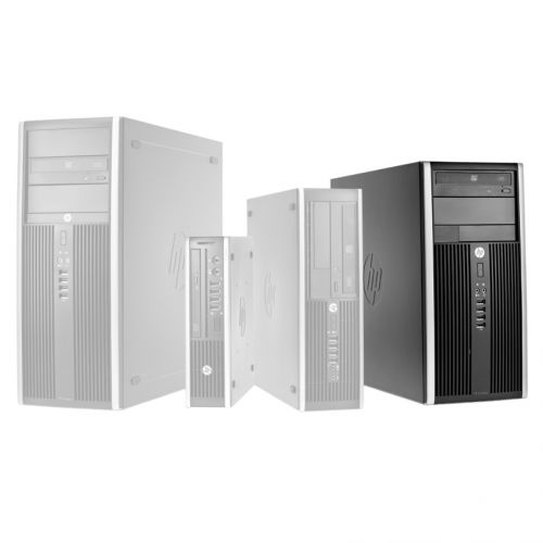HP Compaq 8300 Elite Microtower Pentium G850 3.1GHz KONFIGURATOR A-Ware Win10
