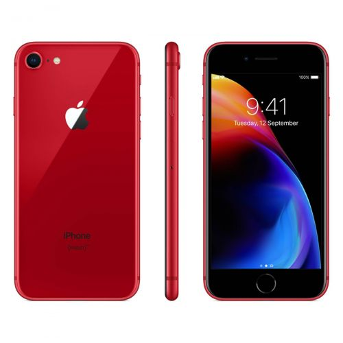 Apple iPhone 8 A1906 64GB Rot Product Red Ohne Simlock A-Ware