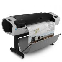 HP Designjet T1300 Tintenstrahlplotter A0 unter 700 QM