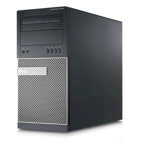 Dell OptiPlex 7010 MT Tower Intel Core i3-3240 3.40GHz B-Ware 4GB 500GB Win10