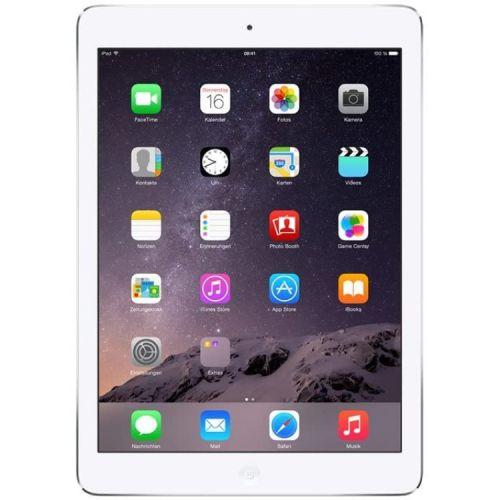 Apple iPad Air 1. Gen A1475 Wi-Fi Cellular 32GB Silber Ohne Simlock 9.7 Zoll B-Ware