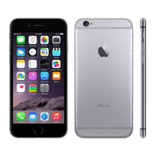 Apple iPhone 6 A1586 64GB Space Grau Ohne Simlock B-Ware
