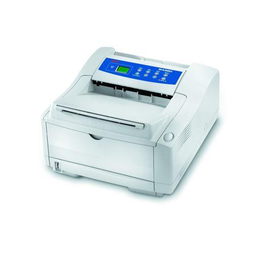 OKI B4350 A4 LED-Drucker S/W unter 20.001 - 40.000 Seiten Toner über 21-50%