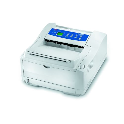 OKI B4350 A4 LED-Drucker S/W unter 10.001 - 20.000 Seiten Toner über 76-100%